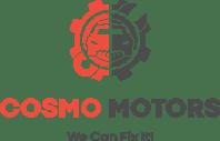 Logo service auto Cosmo Motors mic